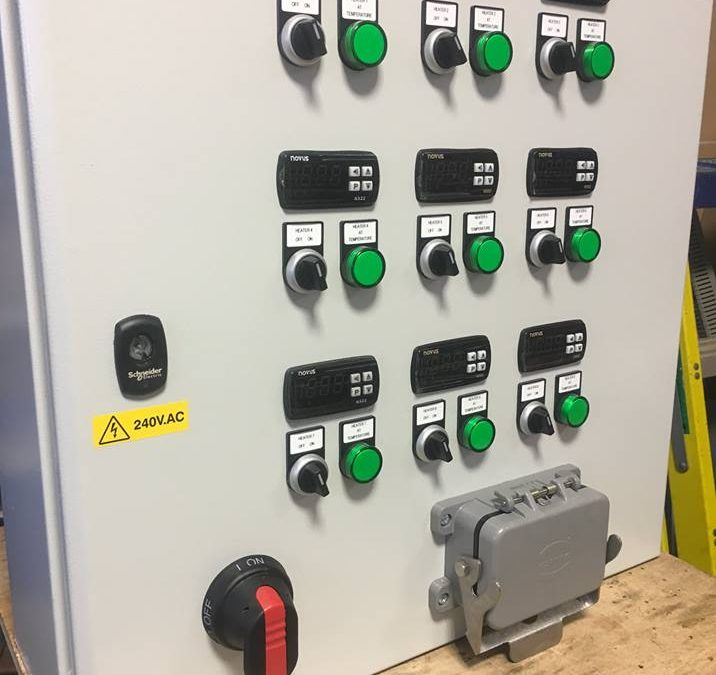 Essentials of Electric control Panels